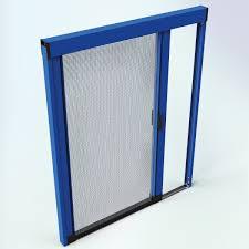 Zanzariera per porta finestra su misura mod silent - Zanzariera porta finestra ...