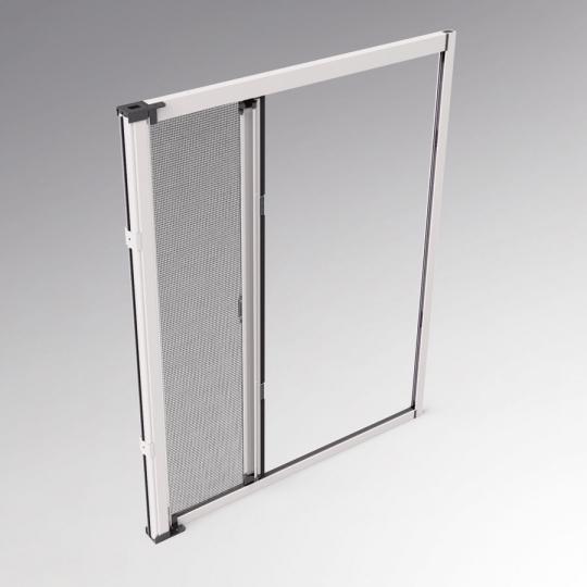 Zanzariere su misura per porta finestra mod sidney for Zanzariera porta finestra